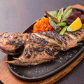 料理メニュー写真本日獲れたて!近港からの県産魚一本料理(バター醤油/ポン酢唐揚げ)