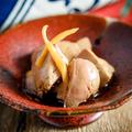 料理メニュー写真肝煮(※売り切れ御免の一品)