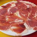 料理メニュー写真スペイン産生ハム