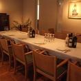 5Fは10名~30名の宴会が可能な個室です。