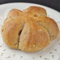 料理メニュー写真くるみパン