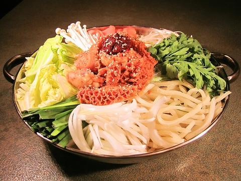 焼肉 韓国料理 百帝園