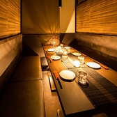 最大70名様での貸切宴会も承っております。個室は幅広く対応可能です。