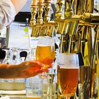 最高状態のビールは、試験をクリアした者だけが提供!