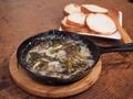 料理メニュー写真広島牡蠣ときのこのアヒージョ