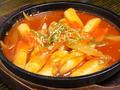 料理メニュー写真トッポギの甘辛煮