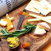 蒜山チーズの盛り合わせ