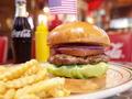 料理メニュー写真ハンバーガークラシックス
