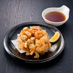 料理メニュー写真漁師のかき揚げ