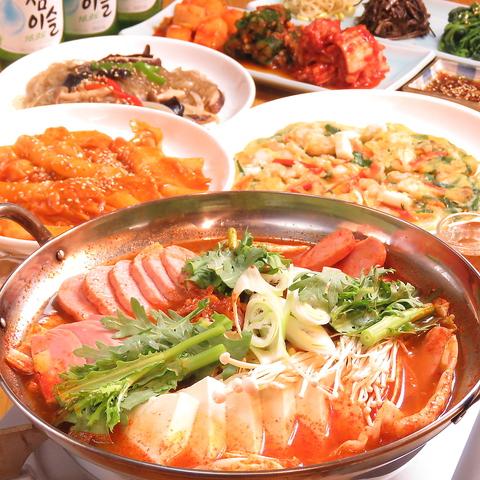 韓国料理 李家