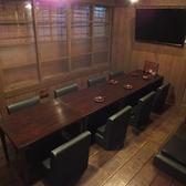 接待や会食、お顔合わせにもご利用いただける完全個室をご用意しています。