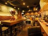 ベジバル Itaru 池袋 Vegetable Bar&Organicの雰囲気2