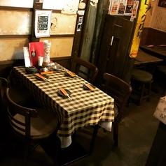 ◆昭和の街角◆昭和の街角をイメージした空間!少人数の宴会はこちらで!