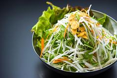 料理メニュー写真チョレギサラダ(レギュラーサイズ[2~3人前])