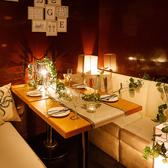 ラクレットチーズ&肉バル LODGE ロッジ 大宮店の雰囲気2