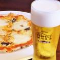 メーカーに認められた店でしか提供できないPERPECT静岡麦酒をご提供!グラス・樽・注出温度にこだわっております!