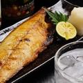料理メニュー写真サバ塩焼