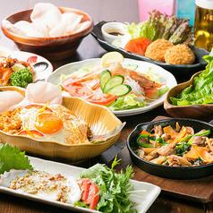 無国籍料理 SANTA no SHIPPO 伊丹店の写真