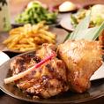 贅沢な肉料理の数々♪素材に合わせた最適な調理方法で提供いたします!「今日はお肉が食べたい!」そんな時は是非当店をご利用下さい!絶品・炭火焼きもオススメです!