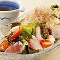 料理メニュー写真海鮮きづなサラダ