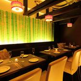 ゆったり落ち着く空間の中で、美味しいお料理を楽しみませんか?