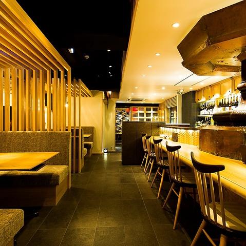 東京世田谷梅丘と明大前の串揚げ専門料理店。サクサク串揚げと旨い酒をご提供。