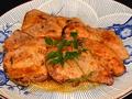 料理メニュー写真【和豚もちぶた】湘南ゴールド入り金山寺味噌漬け焼き
