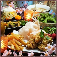 彩の庭 新宿東口店のおすすめ料理1