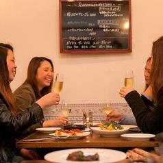 納屋町ワイン食堂 カガネルのコース写真