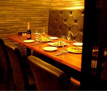 Italian Dining QUATTRO クアトロの雰囲気1