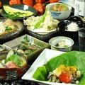 料理メニュー写真【歓送迎会】 創作和食コース飲み放付き 6000円