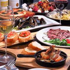 Cafe&Dinning Sorriso ソッリーゾの写真