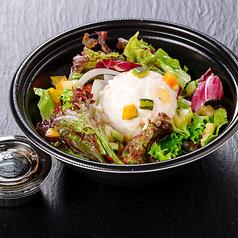 彩野菜とポテトサラダ