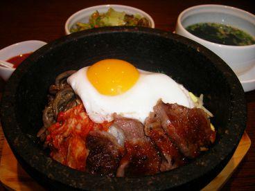 コリアンダイニング 江陵のおすすめ料理1