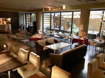 Sala Suite Caffe Rucola サラ スイート カフェ ルーコラの雰囲気1