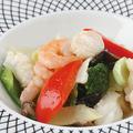 料理メニュー写真八宝菜 (醤油味 or 塩味)