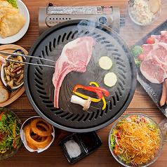 ZAM ザム ルーフトップラウンジ 心斎橋店のおすすめ料理1