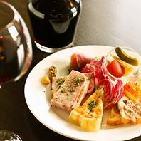 器の上に描く四季折々の料理★ワインを愉しむ大人の時間