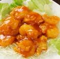 中華料理アラカルトも種類豊富に取り揃え!