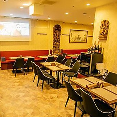 IINDIAN RESTANT&BALL KHAJURAHO インディアンレストラン&バル カジュラホの雰囲気1