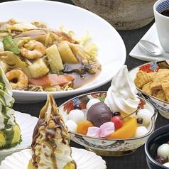 麻布茶房 アトレ亀戸店のコース写真
