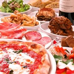 ITALIAN BAR Bencaldoの写真