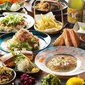 沖縄の新鮮な海の幸、山の幸を使用した郷土料理をゆっくり落ち着いた店内でお召し上がりいただけます。