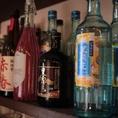 ドリンクの種類は豊富に揃えておりますので、素敵なお酒に出会えるはず!