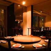 円卓を囲んで贅沢な中華をご賞味ください