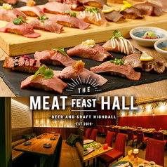 MEAT FEAST HALL 名古屋駅店