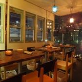 蕎麦粉食堂 Buckwheat バックウィート 藤沢の雰囲気3