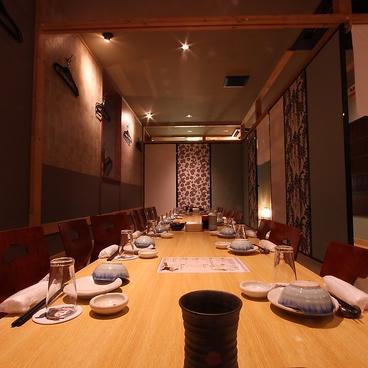 咲串 おかげ屋 刈谷店の雰囲気1