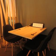 ~テーブル(4名)~