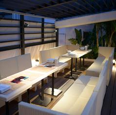 The pool side bar ザ・プールサイドバーの特集写真
